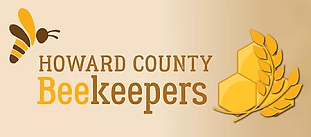 Howard County Beekeepers Logo