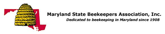 Maryland State Beekeepers Association Logo