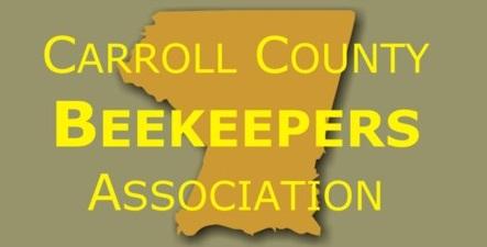 Carroll County Beekeepers Association Logo