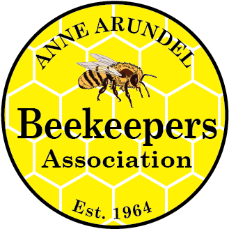 Anne Arundel Beekeepers Association Logo